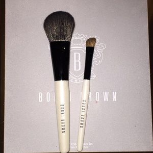 Bobbi brown blush, Eyeshadow brushes